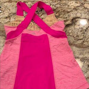 Lulu pink top